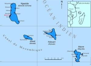 Archipel des Comores
