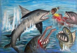 Peinture de Chacri : http://chacri.wordpress.com/kwassa/