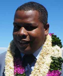 Daniel Zaïdani, Président du Conseil Général de Mayotte