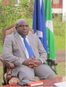 Le Gouverneur Mouigni Baraka