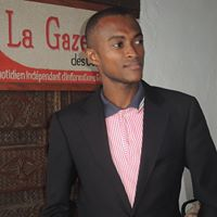 Mohamed Youssouf, journaliste à La Gazette des Comores