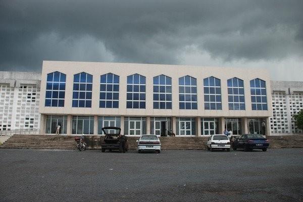 Palais du peuple, siège de l'Assemblée de l'Union