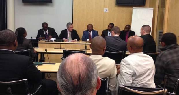 Hamada Madi Bolero, Directeur de cabinet du Président Ikililou, Chargé de la Défense