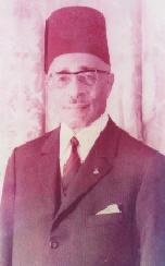 Prince Saïd Ibrahim (1911-1975), président du Conseil de Gouvernement de 1972 à 1975.