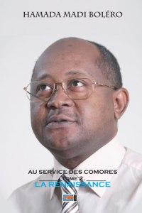 Couverture Au service des Comores 2. Hamada Madi Boléro
