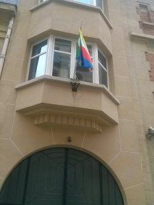 Ambassade des Comores en France