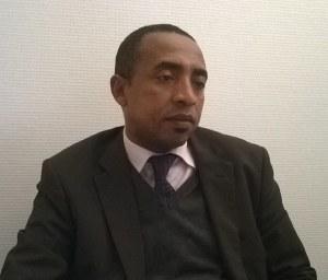 Saïd Omar Badaoui, Chargé de la Communication à l'Ambassade des Comores à Paris