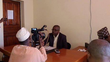 Houmed Msaïdié, Ministre de l'Intérieur